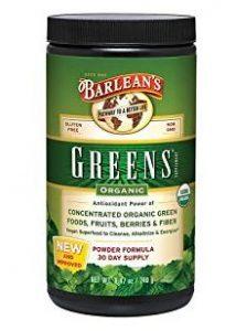 Barlean Greens Reviews