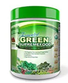 Fermented Green Supreme Food Reviews