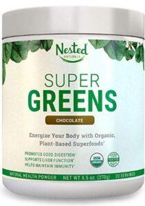 Nested Naturals Super Greens Reviews