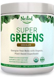 Nested Naturals Super Greens Reviews