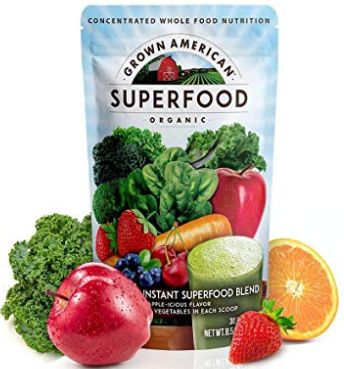 Grown American Superfood Reviews