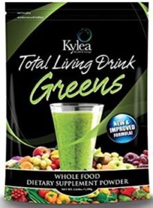 Total Living Drink Greens Reviews