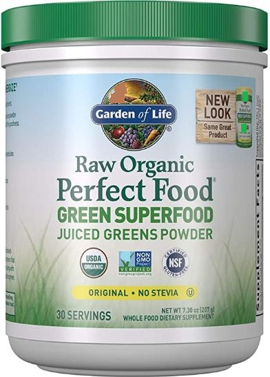 Garden of Life Green Superfood Reviews